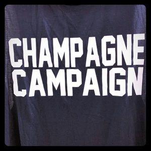 'Champagne Campaign' - Private Party Tank